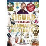 Sigurd fortæller Danmarkshistorie: Guldudgave - indeholder dobbelt-cd (Bind 2)