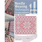 Needle Weaving Techniques for Hand Embroidery, Hardback