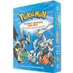 Pokemon Pocket Comics Box Set, Hæfte