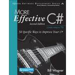 More Effective C# (Includes Content Update Program): 50 Specific Ways to Improve Your C#, Hæfte