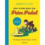 Den store bog om Peter Pedal: Tillykke Peter Pedal 75 år, Hardback