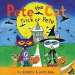 Pete the Cat: Trick or Pete, Hæfte