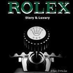 Rolex Bøger Rolex: Story & Luxury, Hæfte