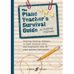 Piano Teacher's Survival Guide (Piano/Keyboard), Hæfte