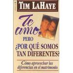 Te amo, pero, por que somos tan Diferentes?/ I love You, But Why are we So Different? (Pocket, 1995)