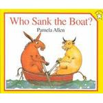 Who Sank the Boat?, Hæfte