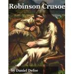 Robinson Crusoe, E-bog
