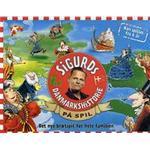 Sigurds Danmarkshistorie på spil, Hardback