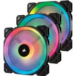 Ventilator controller Corsair LL120 Dual Light Loop LED RGB 120mm Three Pack