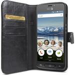 Mobiltelefon tilbehør Doro Læder Flipcover (Doro 8040)
