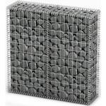 Hegn vidaXL Gabion Basket Wall with Lids 100x100x30cm