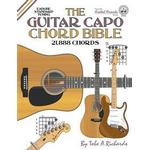 The Guitar Capo Chord Bible: Eadgbe Standard Tuning 21,888 Chords (Häftad, 2017)