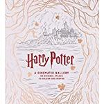 Harry Potter A Cinematic Gallery (Colouring Books)