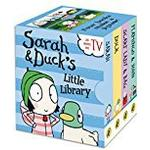 Sarah and Duck Little Library (Sarah & Duck)