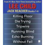 Lee Child's Jack Reacher Books 1-6 (E-bok, 2010)