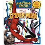 Amazing book of marvel spider-man (Inbunden, 2017)