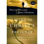 Living in Christ's Presence DVD: Final Words on Heaven and the Kingdom of God (Video, 2013)