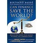 Can Finance Save The World?