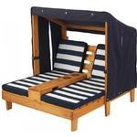 Havemøbler Kidkraft Chaise Lounge Solseng
