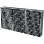 Hegn vidaXL Gabion Basket 200x30x100cm