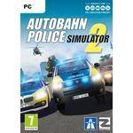 Simulation PC spil Autobahn Police Simulator 2