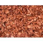 Dækbark Colorflis Wood Chips 2m³