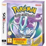 Nintendo 3DS spil Pokémon Crystal Version