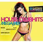 Megamix Musik CD Various - House Clubhits Megamix 2018