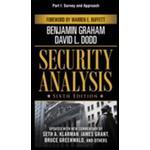 Security Analysis, Sixth Edition, Part I (E-bok, 2008)