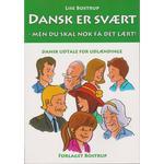 Dansk er svært - men du skal nok få det lært: dansk udtale for udlændinge, Hæfte
