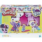 Play-Doh My Little Pony Princess Twilight Sparkle & Rarity Fashion Fun B9717
