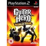 PlayStation 2 spil Guitar Hero: World Tour