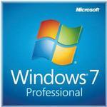 OEM Operativsystemer Microsoft Windows 7 Professional SP1 Danish (64-bit OEM)