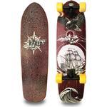 """Skateboards Naked Captain Deluxe 29"""""""
