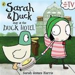 Sarah and duck stay at the duck hotel (Pocket, 2017)