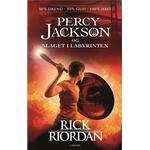 Percy Jackson og slaget i labyrinten, Hardback