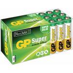 Batterier til lommelygter GP Batteries AAA Super Alkaline Compatible 24-pack