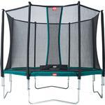Trampoliner Berg Favorit 430cm + Safety Net Comfort