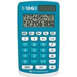 Miniregner Regnemaskiner Texas Instruments TI-106 II