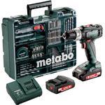Borefunktion - Slagboremaskine Metabo SB 18 L Set (2x2.0Ah) (602317870)
