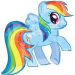 Folieballon Amscan SuperShape My Little Pony (2646701)