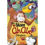 Den store Åh abe! sangbog (Inbunden, 2004)