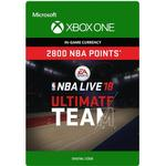 Electronic Arts Nba Live 18 - 2800 Points - Xbox One