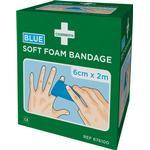 Forbinding Cederroth Soft Foam Bandage 6cm x 2m 2-pack