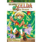 legend of zelda vol 4 oracle of seasons