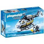 Legetøj Playmobil Swat Helikopter 9363