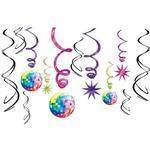 Dekoration Amscan Decorations Disco Fever 70's (670145)