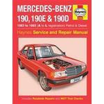 Mercedes-Benz 190 Service and Repair Manual (Häftad, 2013)