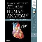 Atlas of Human Anatomy: Latin Terminology: English and Latin Edition, 7e (Netter Basic Science)