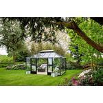 Juliana Grand Oasis 13m² Aluminium Hærdet glas